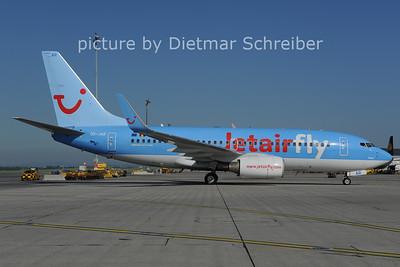 2011-05-31 OO-JAR Boeing 737-700 Tuifly