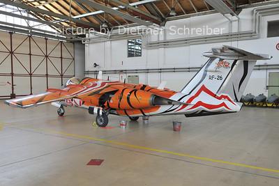 2011-06-28 RF-26 Saab 105 AUstrian Air Force