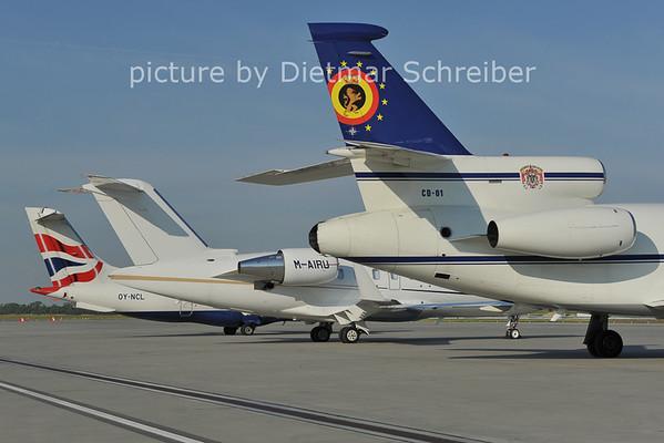 2011-06-30 CD-01 Falcon 900 Belgian AIr Force