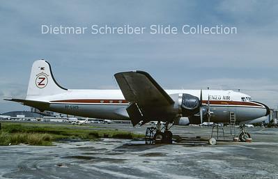 1991-08 RP-C325 Douglas R5D-3 (c/n 22172) Enzo Air
