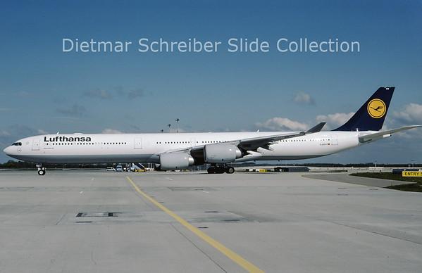 2009-05 D-AIHY Airbus A340-642 (c/n 987) Lufthansa