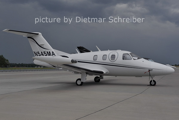 2011-07-11 N525MA Eclipse 500