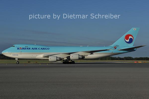 2011-07-12 HL7603 Boeing 747-400 Korean Air
