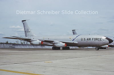 58-0051 Boeing KC135A (c/n 17796) United States Air Force