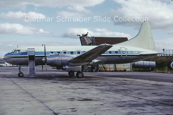 SE-CCM Convair CV440-75 (c/n 350)