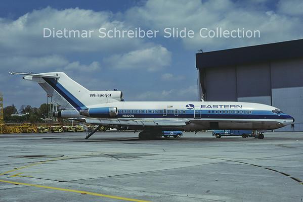 N8127N Boeing 727-25 (c/n 18278) Eastern Airlines