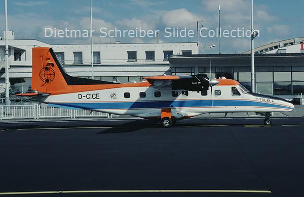 D-CICE Dornier Do228-101 (c/n 7073) Alfred Wegener Institut