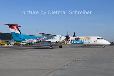 2021-03-07 LX-LQA Dash8-400 Luxair
