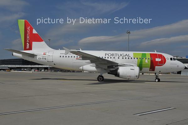 2011-08-31 CS-TTQ Airbus A319 TAP