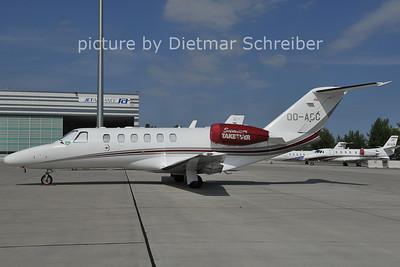 2011-08-30 OO-ACC Cessna 525A