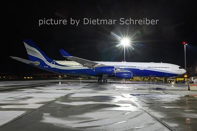 2021-03-14 9H-SUN Airbus A340-300 Hifly Malta