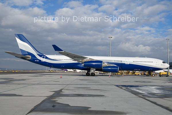 2021-03-15 9H-SUN Airbus A340-300 Hifly Malta