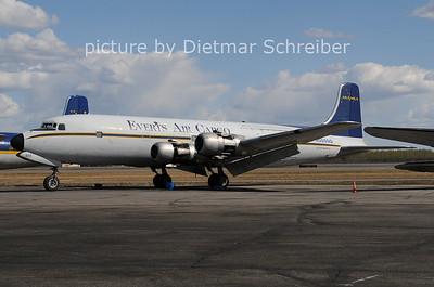 2012-05-17 N555SQ Douglas DC6 Everts Air