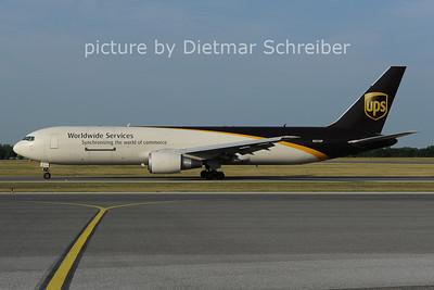 2012-05-30 N331UP Boeing 767-300 UPS