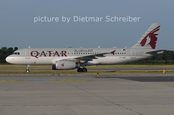 2012-05-30 A7-AHP Airbus A320 Qatar Airways