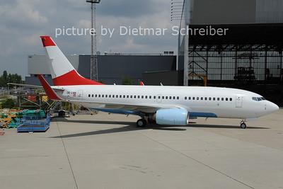2012-05-31 OE-LNN Boeing 737-700 Austrian AIrlines