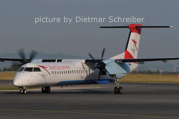 2012-05-30 OE-LGN Dash8-400 Austrian Arrows
