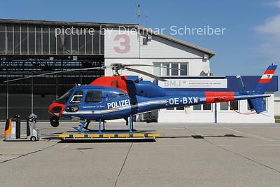 2012-09-26 OE-BXW AS355 Austrian Police