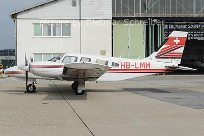 2012-09-30 HB-LMM Piper 34