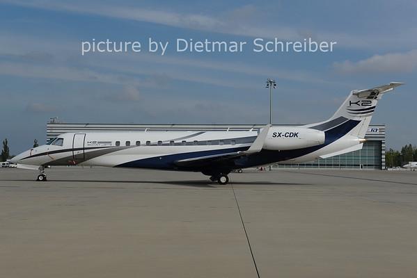 2012-09-30 SX-CDK Embraer 135 K2 Smart Jets