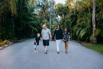 Upham family 2018