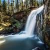 Moose Falls<br /> Yellowstone National Park, Wyoming