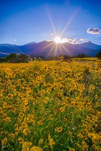 San Francisco Peaks Flagstaff, Arizona