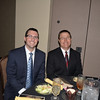 Faces in the crowd at the chamber banquet. <br /> <br /> Photographer's Name: Steve  Olafson<br /> Photographer's City and State: Duncan , OK