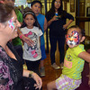 Springfest face painting at Cameron University-Duncan<br /> <br /> Photographer's Name: Steve Olafson<br /> Photographer's City and State: Duncan, OK