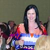Haylee Root, 2013 Woman of the Year at the Duncan Chamber of Commerce banquet <br /> <br /> Photographer's Name: Steve  Olafson<br /> Photographer's City and State: Duncan , OK