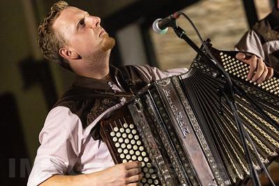 31.08.2019 : Konzert im Graben mit dem Zuger Akkordeonisten Julian von Flüe zusammen mit George Scheidegger und Marc Scheidegger