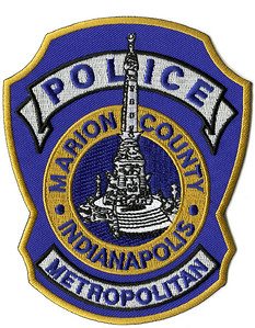 IMPD Sworn Officer Patch