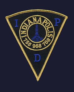 David Moore IPD Shoulder Patch