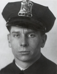 Officer J W Vaughan  WWII  France