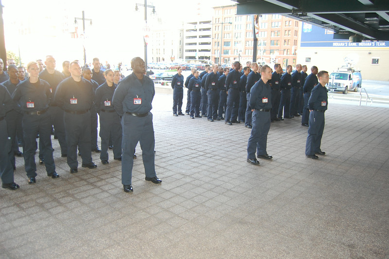 9th Recruit Class Ofc  Renn Funeral Detail 050