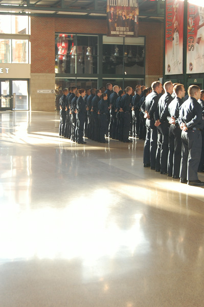9th Recruit Class Ofc  Renn Funeral Detail 065