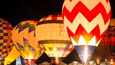 New Mexico - Balloon Fiesta - Nov 2017