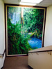 McKenzie River Stairway Mural - Mark-Kruger Optical KTK image