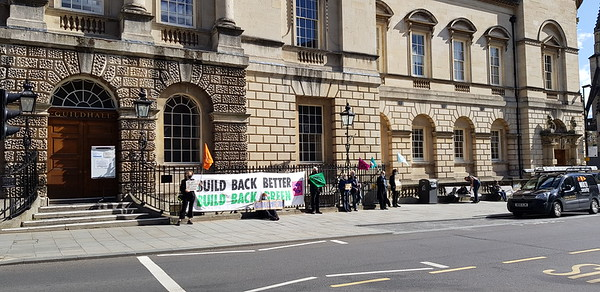 Global Climate Action Day, Bath XR