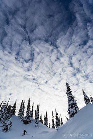Athlete: Darryl Hunt<br /> Location: Sol Mountain Lodge, BC