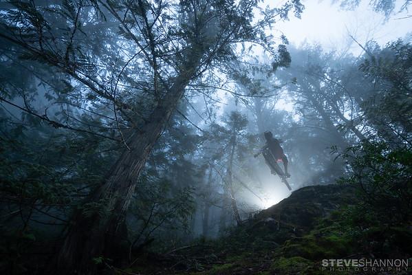 Rider: Evan Wall<br /> Location: Revelstoke, BC