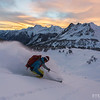 Athlete: Brace Lee<br /> Location: Jumbo Pass, BC