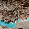 Havasu Creek Canyon Panorama