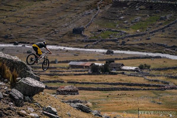 Athlete: Jordie Lunn<br /> Location: Peru