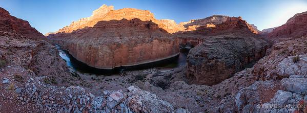 South Canyon Panorama