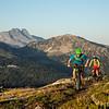 Models: Matt Yaki & Sahanna Browning <br /> Location: Sol Mountain Lodge, BC