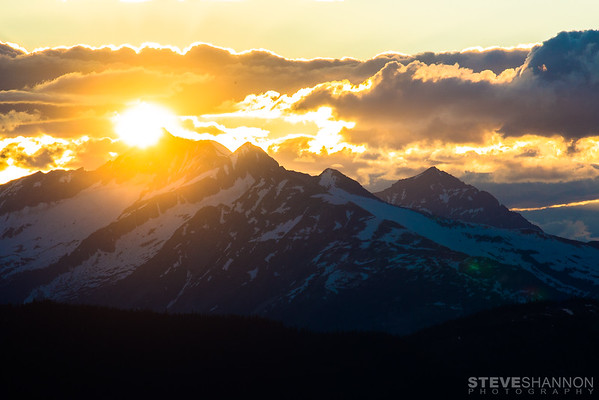 Hat Peak, Monashee Mountains, BC