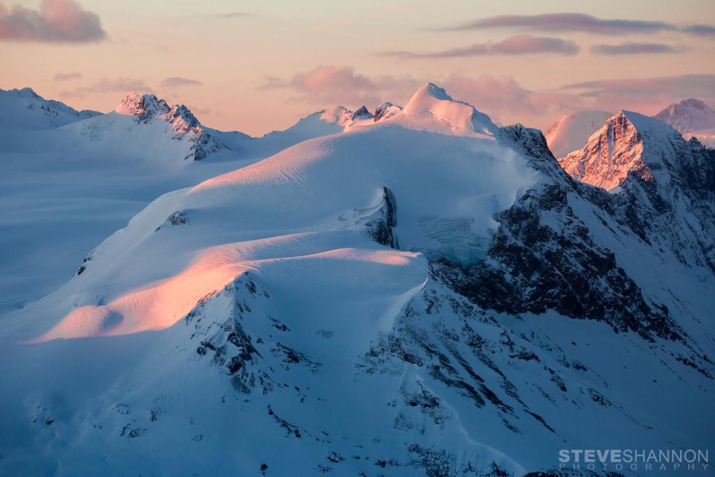 Mons Mountain, Rocky Mountains, BC
