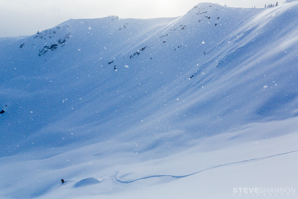 Athlete: Ramin Sherkat<br /> Location: Selkirk Wilderness Skiing, BC