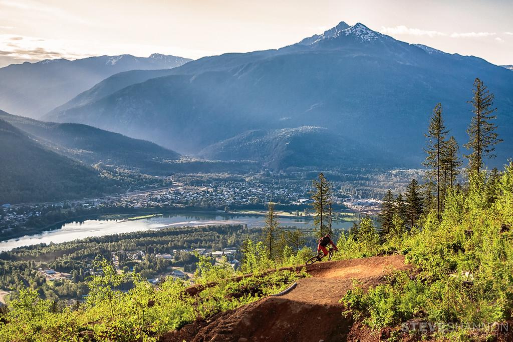 Athlete: Luke Stevens<br /> Location: The Rooster, Revelstoke, BC